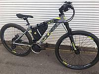"Электровелосипед Leader Sweed 27,5"" 350W 10,4А,ч 48V e-bike"