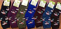 """Шкарпетки жіночі, махрові """"Топ-Тап Мишеня"""" асорті, фото 1"""