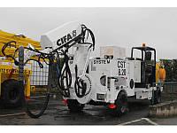 Шприц-система для торкрет-бетона производства СIFA модели CST 8.20