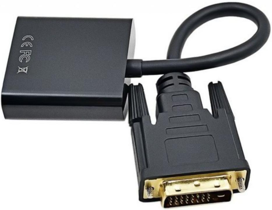 Переходник DVI-D (24+1) to VGA ST-Lab (U-993)