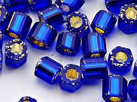 Рубка Preciosa (Чехия) 37100 / 865 (синий тёмный), 5г