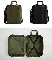 Удобная дорожная сумка хаки 40*30*20, багаж, ручная кладь для виз ейр, лоукостеров