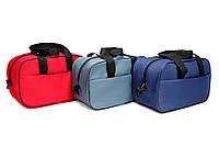 Удобная сумка для ручной клади красная для бесплатного провоза раинейр, визейр