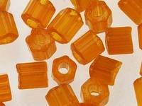 Рубка Preciosa (Чехия) 85091 (сатин оранжевый), 5г