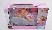 Кукла с аксессуарами и набором для мытья головы