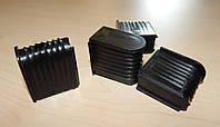 Втулка (заглушка) для крестовины под ролик, d=10 мм / Втулка для хрестовини стільця під ролик, діаметр 10 мм