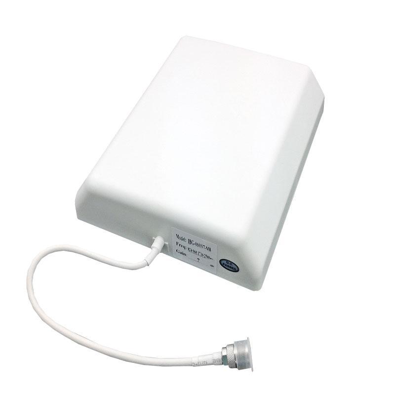 Антенна для репитера планшетная (панельная) 800-2700 МГц 9 дБи