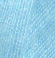 Alize Angora Real 40 №346 СНЯТ С ПРОИЗВОДСТВА светло-бирюзовый