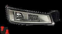 Противотуманная фара и фонарь указателя поворота RH Volvo FH4 e-mark
