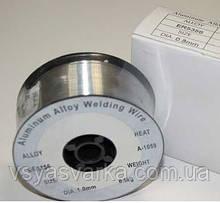 Сварочная проволока Алюминиевая  ER5356 (AlMg5) 0.8 мм. 0,5 кг