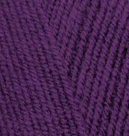 Alize Lanagold Fine №111 темно-фиолетовый