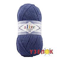 Alize Lanagold 800 №203 джинсовый