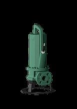 Насос із занурювальним двигуном для відведення стічних вод Wilo Rexa CUT GE03.25/P-T25-2-540X