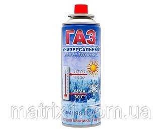 Газовый баллон VITA 220 г Зимняя смесь Украина