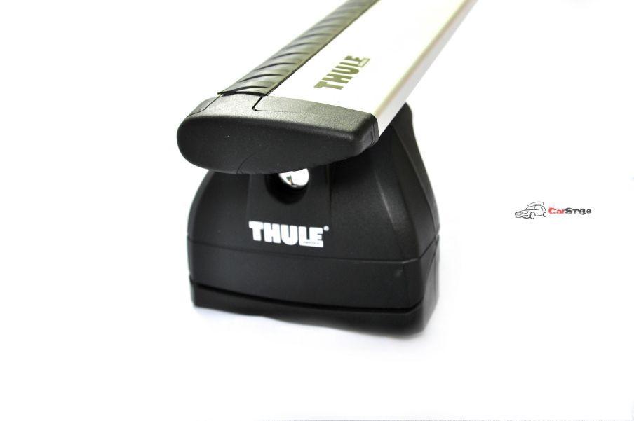 Багажник Thule-753 WingBar (алюминиевый плоский)