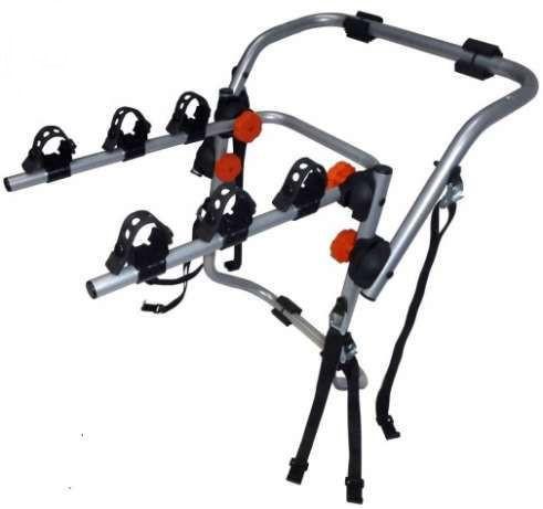 Велокрепление Aguri Spider на 3 велосипеда на заднюю дверь