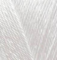 Alize Bahar №55 белый