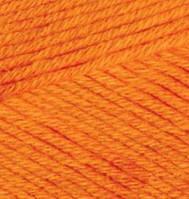 Alize Bella №487 оранжевый