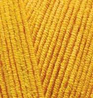 Alize Cotton Gold №14 темно-желтый