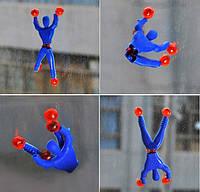 Лизун-акробат Spiderman (пересувається по стіні) / Лизуны Спайдермен (лизун-акробат, передвигается по стене)