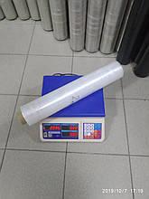 Стретч плівка для ручного пакування 20 мкм 1,8/2,0 кг прозора, первинна