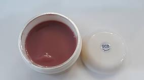 Гель для наращивания ногтей ALL SEASON,(камуфляж персиковый) №8, 60 гр