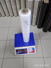 Стретч плівка для ручного пакування 20 мкм 2,0/2,2 кг прозора, первинна