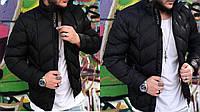 Стильная мужская куртка № 1174 MONCLER рус