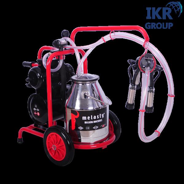 Доїльний апарат для корів Melasty TK 1-PK