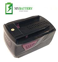 Аккумулятор для шуруповерта HILTI B22, B22/1.6, SF 22-A, TE 2-A22, TE 4-A22 3000 mAh 21,6 V черный