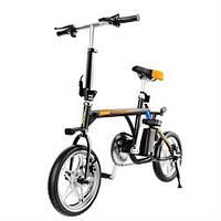 Електровелосипед Airwheel R3 (чорний) / Электровелосипед AIRWHEEL R3+ 214.6WH (черный)