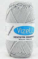 Vizell Macrame №701 светло-серый