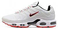Кроссовки Nike Air Max TN Plus White Red