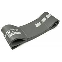 Резинка для фітнесу 55-137 кг HS-L101RR grey