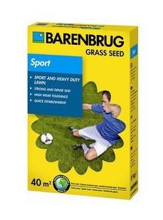 Газонная трава Barenbrug Sport Спорт - 1 кг