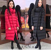 Женская куртка пальто от 42 до 52 рр (3 цвета), фото 1
