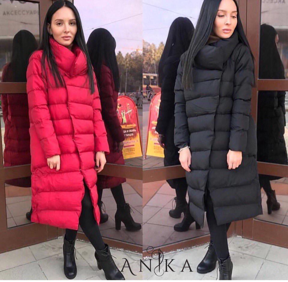 Женская куртка пальто от 42 до 52 рр (3 цвета)
