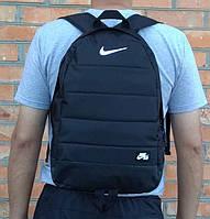 Стильный, спортивный рюкзак (городской) Черный NIKE  Air (Найк Айр)