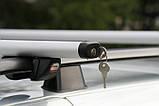 Автобагажник Amos Futura AERO (балки 1,6 м), фото 3