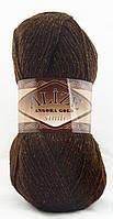 Alize Angora gold Simli №655 коричневый