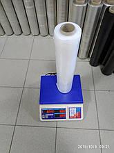 Стретч плівка для ручного пакування 20 мкм 2,8/3,0 кг прозора, первинна