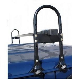Автобагажник на дах для мікроавтобуса Amos BP38 / Багажник на крышу для микроавтобусов (на бус) Амос БП38