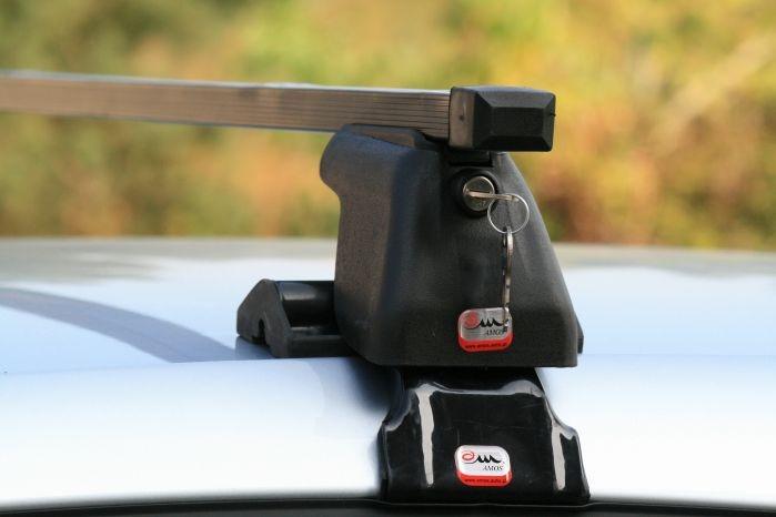Багажники Amos Dromader D-T с защитными крышками