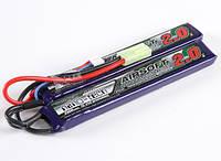 АКБ Turnigy LiPo 7.4v 2000mAh 15-25C нунчаки