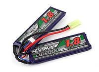 АКБ Turnigy LiPo 7.4v 1800mAh 20-40C нунчаки