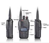 Радіостанція (рація) Baofeng UV-B5 двоканальна / Радиостанция (рация) Баофенг UV-B5 двухканальная, фото 5