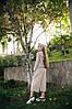 """Ангоровый детский костюм """"BUFE """" с брюками-кюлотами и повязкой (3 цвета), фото 5"""