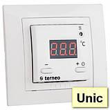 Кімнатний Терморегулятор Terneo VT Unic / Комнатный Термостат Тернео VT Unic, фото 2