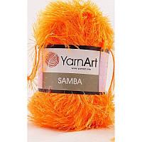 YarnArt Samba №87 оранжевый