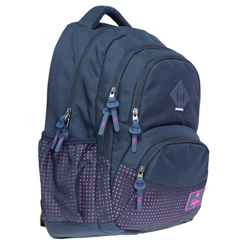 Рюкзак молодежный Safari Uni-Peak 3 отделения 19-101L-2